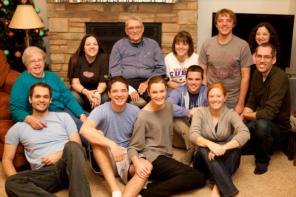 Gramp's 80th Birthday Party - Galena, IL - 12/10/10