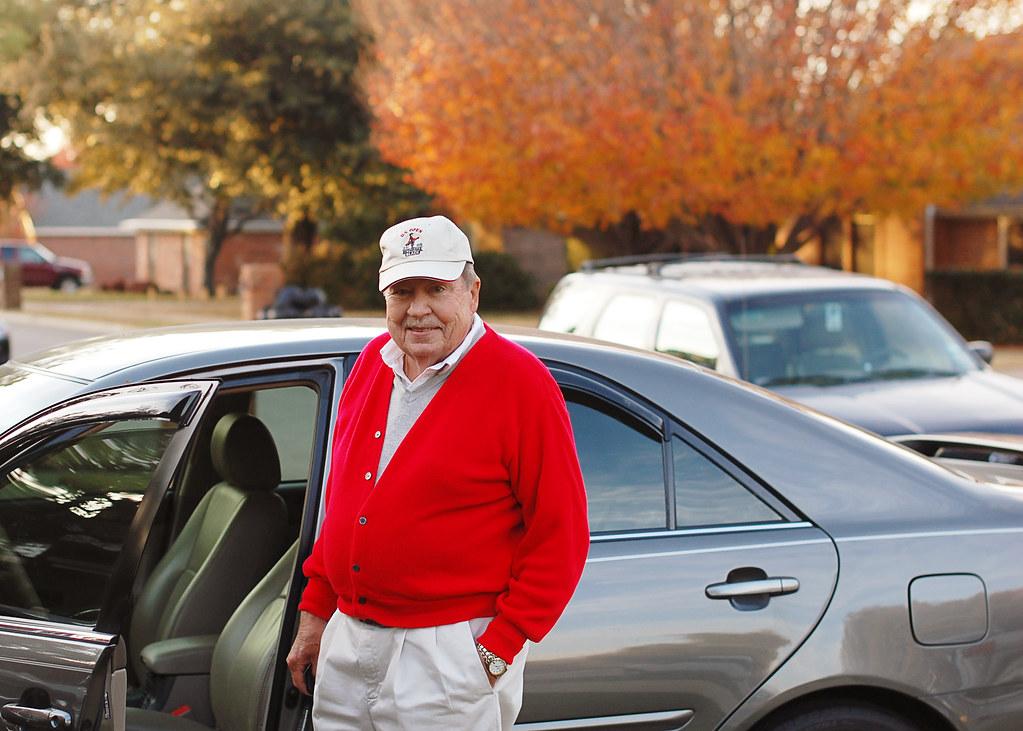 Dad, car 2010