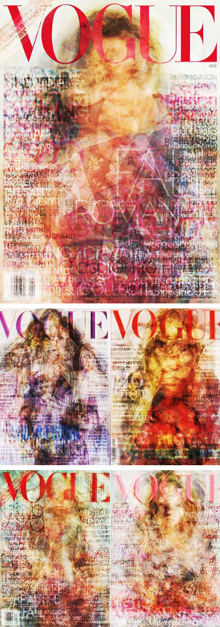 vogue cover mashup