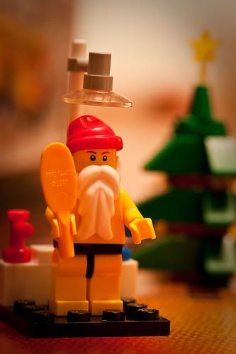 Santa Showers