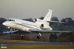 M-ODKZ - 86 - Skylane LP - Dassault Falcon 900EX - Luton - 101209 - Steven Gray - IMG_6498
