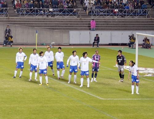 松田直樹@セレッソ大阪 VS 横浜マリノス