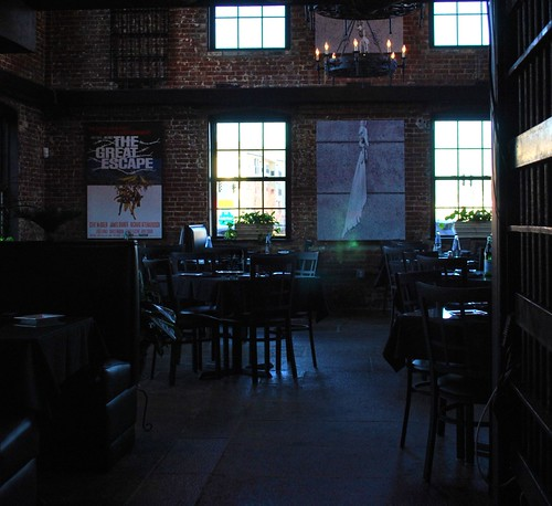 Dining Area of the Great Escape