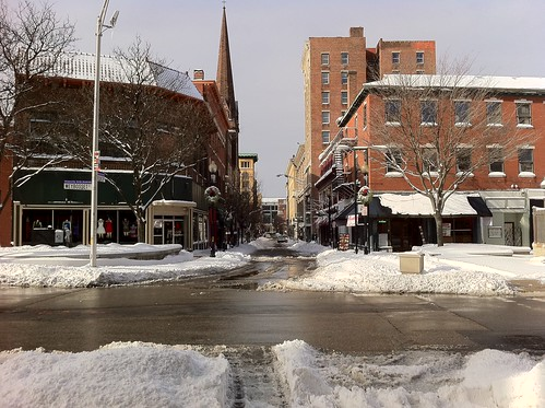 Mathewson Street