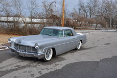 "1956 lincoln mark II continental • <a style=""font-size:0.8em;"" href=""http://www.flickr.com/photos/85572005@N00/5298727564/"" target=""_blank"">View on Flickr</a>"