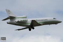 G-JPSX - 132 - Private - Dassault Falcon 900EX - Luton - 100511 - Steven Gray - IMG_0895
