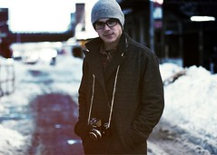 29|365 |explored| (StevanFane) Tags: road nyc boy snow ny cold guy ice me wet wind freezing dude explore teen 365 nikonf timbers shiver icey explored stevanfane |365|