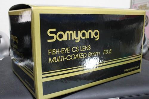 Samyang Fisheye