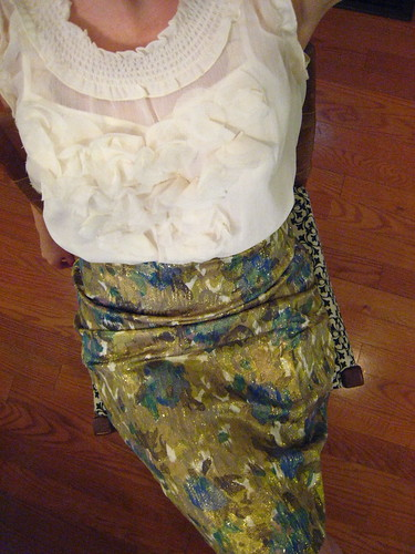 New Anthropologie dress!