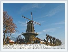 Hompesche Molen (Loe Giesen) Tags: windmill limburg windmolen ohenlaak hompeschemolen