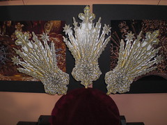 Las maquetas de cartón pluma