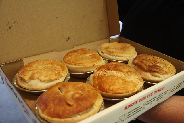 Garlo's Pie Box