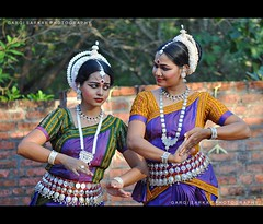 Sringar Rasa (Rimi's Magik!) Tags: travel india tourism nature birds lady dance nikon expression indian culture chennai incredible orissa tamilnadu odissi dakshinachitra d90 ndia naturechennai
