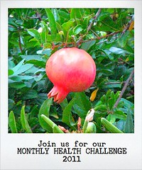 Join us for a monthly health challenge @  Blazing Star herbal School