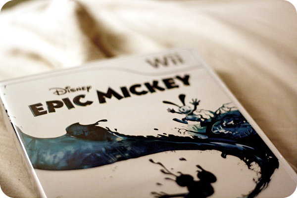 DITL 25 - Epic Mickey