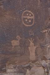 Button (IntrepidXJ) Tags: utah petroglyphs rockart moab kanecreek coloradoplateau adventr randylangstraat anasaziphotography