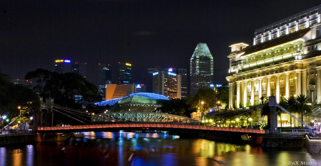 20100611 - Singapore - The Fullerton Hotel