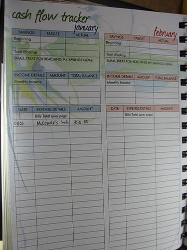 BDJ Planner 2011