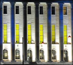 I  I  I  I  I  I  I (TeRo.A) Tags: door winter light red snow window yellow stairs helsinki steps lumi talvi parliamenthouse valo eduskuntatalo punainen ovi ikkuna portaat keltainen arkadianmäki estremità creattività valonvuodenaika superstarthebest nikond300s theseasonoflightcityevent theseasonoflighthelsinki