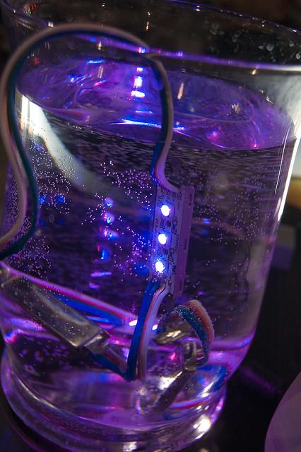 Waterproof LEDs