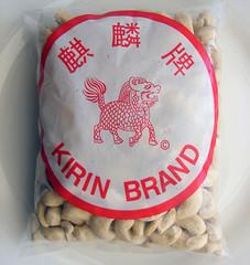 Zakje cashew noten