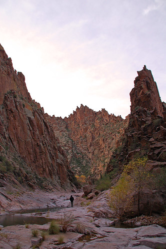 up canyon