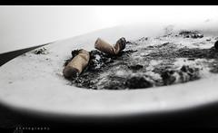 kill yourself .. (Sam200x) Tags: bw dark photography sad cigarette smoke smoking    sonyhx1 sam200x  osamazuhairi osa200xhotmailcom
