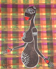 madre birillo (yapwilli) Tags: africa woman art love colors painting donna artwork arte contemporaryart canvas cuore 2009 amore madre artworks contemporanea opere birillo artecontemporanea surrealpop williamvecchietti yapwilli