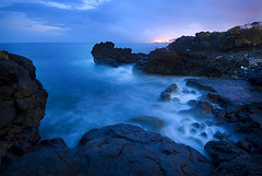 One shot - Catania (Mark Phillip) Tags: blue sea water nikon long exposure mare d70 blu tripod sigma sicily acqua 1020 castello catania sicilia aci manfrotto modo lunga posa