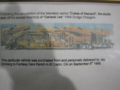 General Lee 69 Dodge Charger (DVS1mn) Tags: cars 1969 car museum nine dodge mopar 69 charger sixty nineteen ellingson wpc walterpchrysler chryslercorporation nineteensixtynine