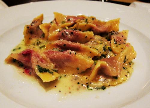 Dinner at Scarpetta
