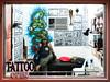 Tatoo Shop taken in the