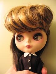 Blythe Bouffant Hairdo