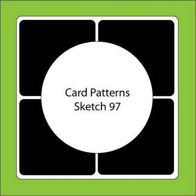 Card Patterns Sketch 97