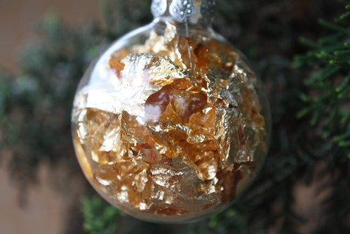 Gilded Bauble