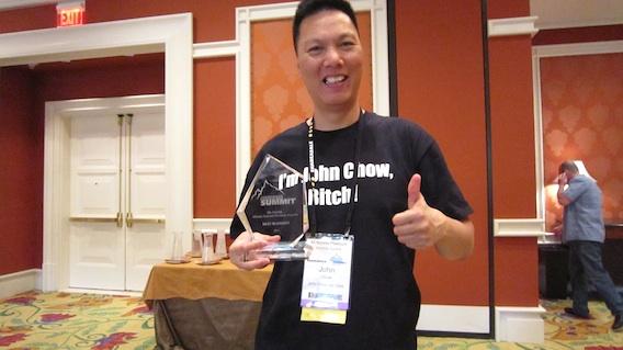 Best Blogger Award