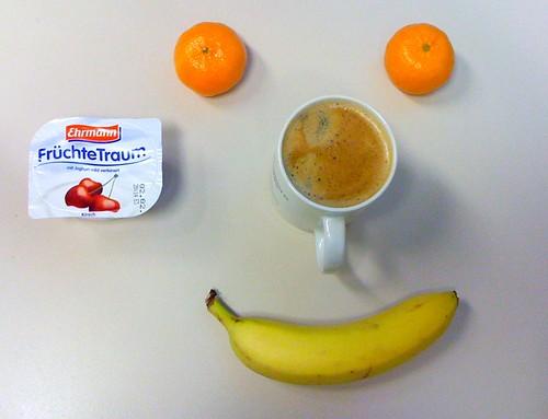 Clementinen, FrüchteTraum & Banane