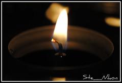 Candela (Ste_Nikon) Tags: firenze toscana medievale candela luce fuoco