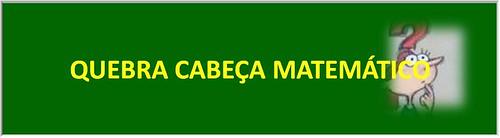 QUEBRA CABEÇA MATEMÁTICO