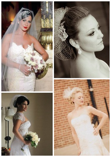 Bridal Styles brides with contemporary style