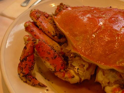 huge Crab! 04