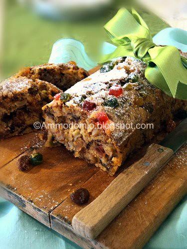 Cake con avanzi di Pandoro