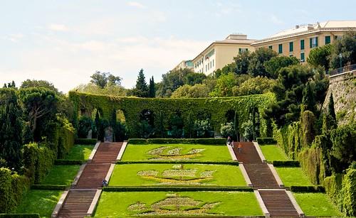Giardini di Piazza della Vittoria