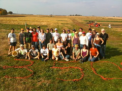 Fairbury United States (350.org) Tags: unitedstates 350 21422 fairbury 350ppm uploadsthrough350org actionreport oct10event