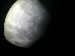 Moon with mobile1