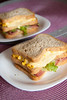 Homecook::: Triple Decker Toast