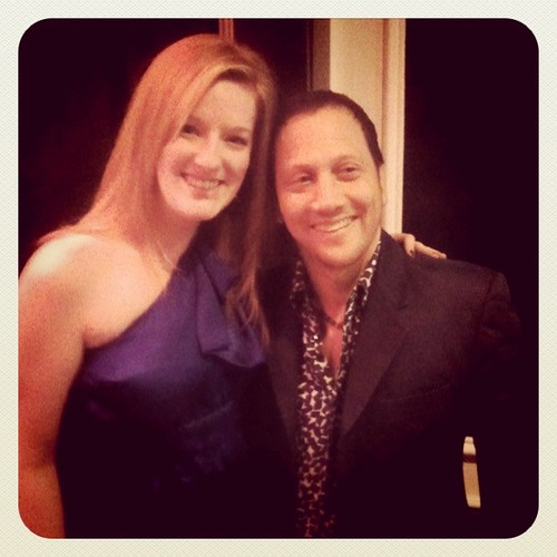 Rob Schneider...his standup was not so great.