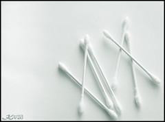 White. (karthikv4u) Tags: white home table top ear bud earbud satuday