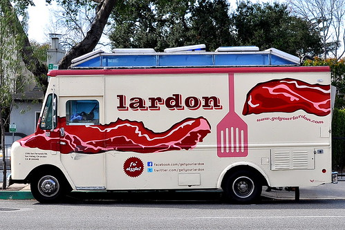 Lardon Truck - Los Angeles