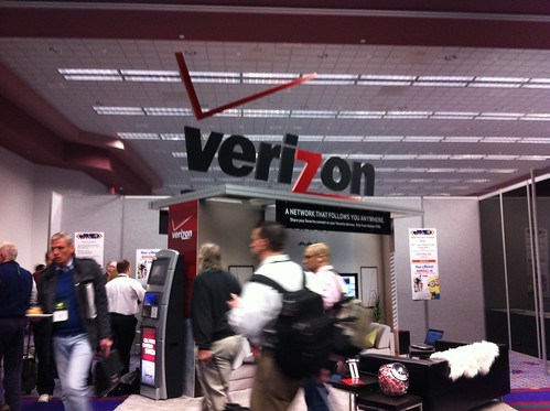 CES 2011 Press Room Verizon
